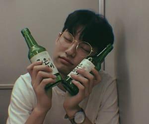 asian boy, ulzzang, and soju image