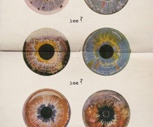 eyes, theme, and art image