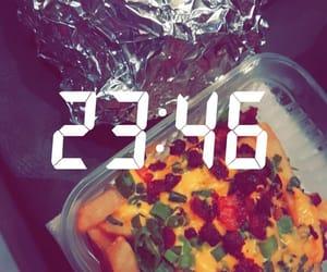 snapchat snap food image