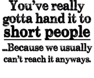 short, people, and hand image