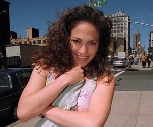 Jennifer Lopez and 90s image