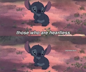 heartbroken, stitch, and truth image
