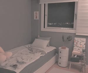 grey, room, and home image