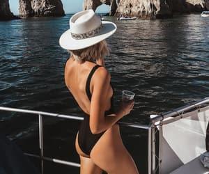 accesories, adventure, and beachwear image