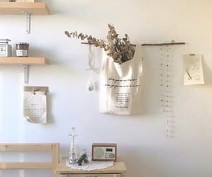 aesthetic, white, and interior image