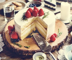 cakes and yummy image
