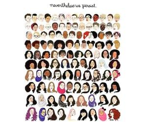 8m, feminist, and girl power image