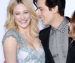 cole sprouse, lili reinhart, and sprousehart image