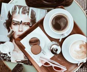cateye, coffee, and luxury image