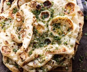 butter, naan, and food image