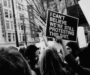 protest, shit, and quotes image