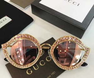 gucci, sunglasses, and fashion image