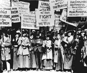 feminismo, nueva york, and 1857 image