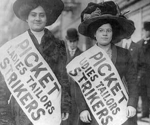 feminismo, mujeres, and nueva york image
