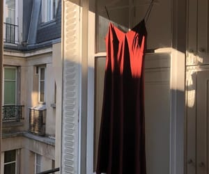 aesthetic, slip dress, and parisienne image