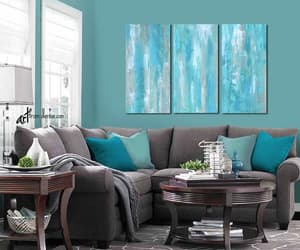etsy, large wall art, and art for living room image