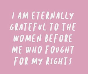 feminism, quotes, and empowerment image