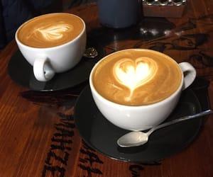 beautiful, coffee, and latte image
