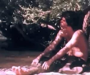 gif, Jim Morrison, and vintage image