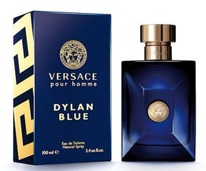 Versace and men cologne image