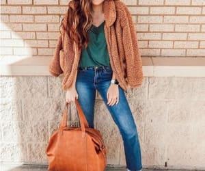 fur coat, furry vests, and chunky coats image