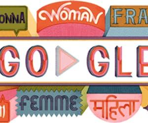 day, google, and international image