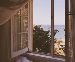 aesthetic, window, and view image