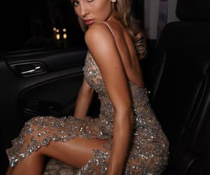 car, dress, and girls image