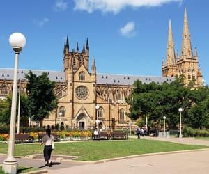australia, church, and park image