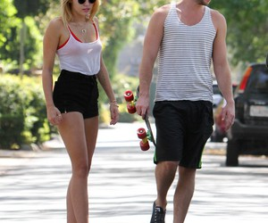 couple, miley cyrus, and miley image