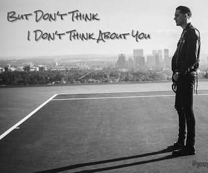 black & white, g-eazy, and Lyrics image