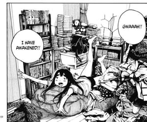 manga, dead dead demon's, and inio asano image