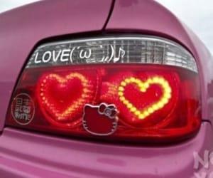 aesthetics, japanese, and car image