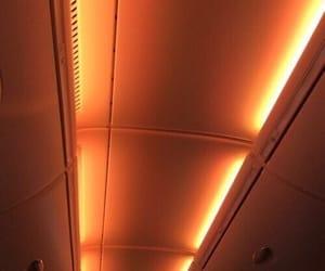 orange, aesthetic, and light image