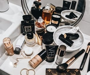 makeup, nars, and luxury image