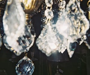 aesthetics, beauty, and chandelier image