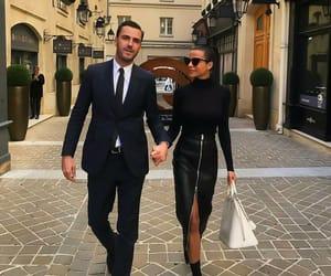fashion, couple, and Relationship image