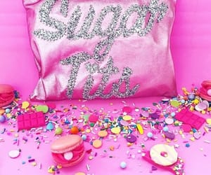 aesthetics, satin, and sprinkles image