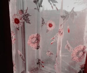 aesthetic, flowers, and theme image