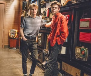 george smith, blake richardson, and new hope club image