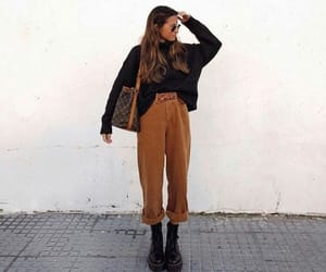 moda, outfit, and fashion image