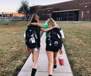 best friends, bffs, and summer image