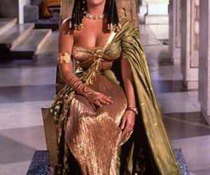 cleopatra and Elizabeth Taylor image