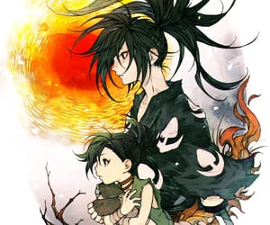 anime, fanart, and dororo image