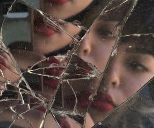 mirror, theme, and grunge image