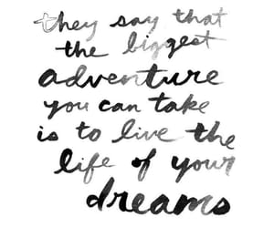 adventure, writing, and dreams image