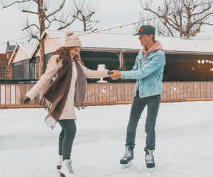 couple, date, and fashion image