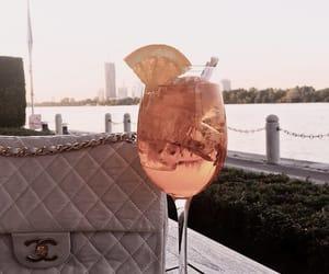 bag, drink, and drinks image