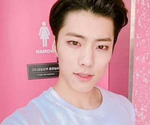 asian boy, imfact, and kpop image