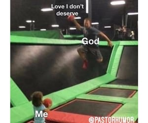 christian, god, and lol image